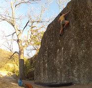Rock Climbing Photo: High on Xanax