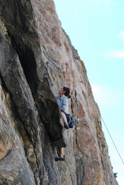 Rock Climbing Photo: Clear Creek Canyon, Colorado