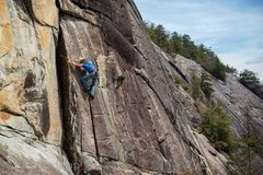 Rock Climbing Photo: Looking glass(Southside)