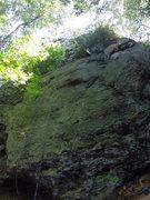 Rock Climbing Photo: Pepper Shaker (5.9)