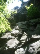 Rock Climbing Photo: Fortune Cookie 5.10-