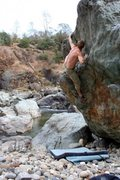 Rock Climbing Photo: Sean Brady on Handlebar Credit Chris Summit