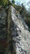 Rock Climbing Photo: Nice corner.