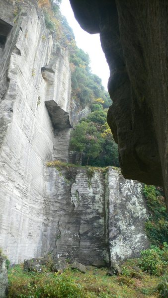 Rinkan Face viewed from the Wet Face.