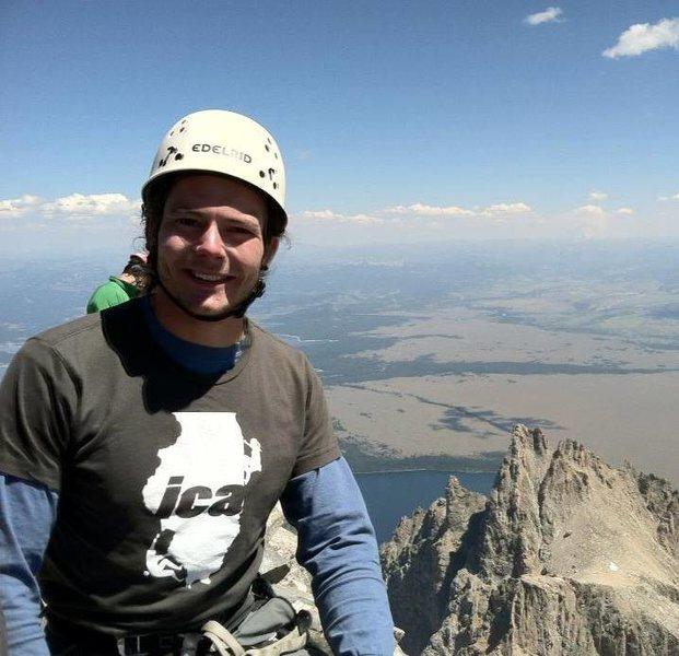Rock Climbing Photo: Happiness