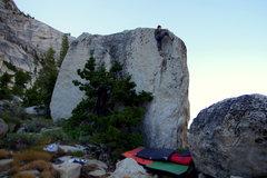 Rock Climbing Photo: Jose on Texas Radio.
