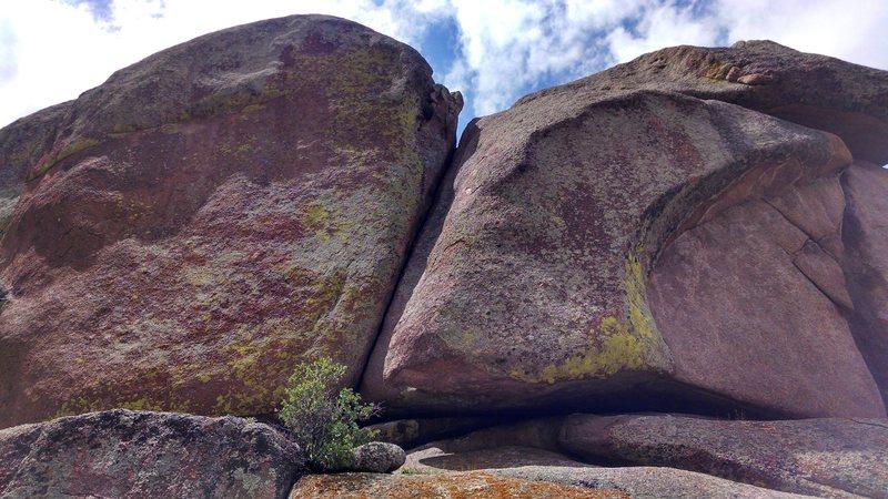 Rock Climbing Photo: Sugar Crack.