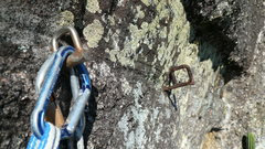 Rock Climbing Photo: Brazilian bolts - new and old.