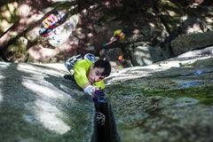 Rock Climbing Photo: top part of Hypertension
