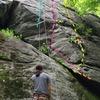 Climber's right