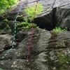 Climber's Left