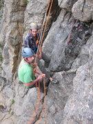 Rock Climbing Photo: Leader Rescue practice in BoCan on a ClimbingLife ...
