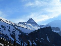 Rock Climbing Photo: Little Tahoma from the East.
