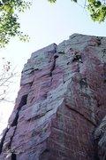 Rock Climbing Photo: Pitch 20 of 24.