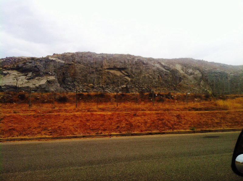 Rock Climbing Photo: Quarry 7.14.14