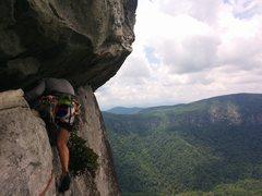 Rock Climbing Photo: Lost in Korea...