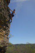 "Rock Climbing Photo: ""Its A Wonderful Life"" Pistol Ridge, RRG"