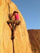 Rock Climbing Photo: Craig's Crack