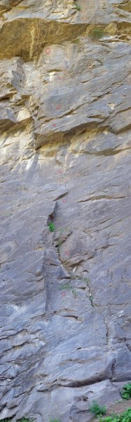 Rock Climbing Photo: View full size for detail.