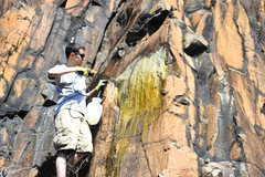 Rock Climbing Photo: taginator