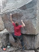 Rock Climbing Photo: Open project