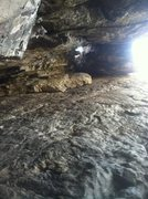 Rock Climbing Photo: This is a terrible picture but it should help you ...