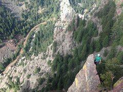 Rock Climbing Photo: Rewritten Variation awesomeness!!!