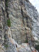 Rock Climbing Photo: Route shot