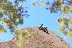 Rock Climbing Photo: Pistol Pete
