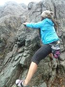 Rock Climbing Photo: Louisville, Nova Scotia