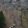 Bridge Rock North / Practice Rock, Right Face.