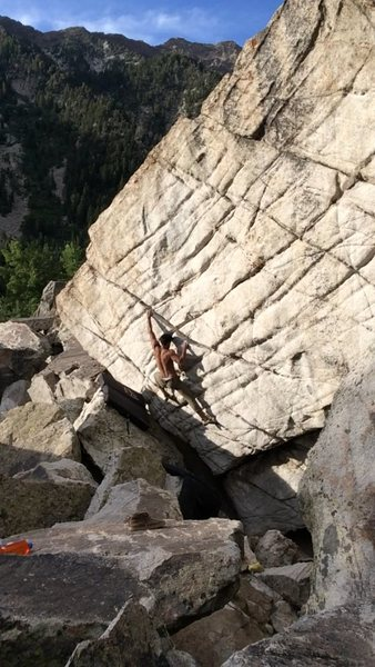 Rock Climbing Photo: The Rail World: LCC