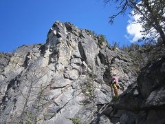 Rock Climbing Photo: still lots of new routes to be had on the White Fa...