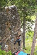Rock Climbing Photo: Southern State of Mind
