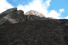 Rock Climbing Photo: Going up.