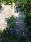 Rock Climbing Photo: Treebeard