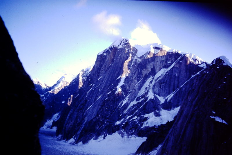 Rock Climbing Photo: Mt. Dickey