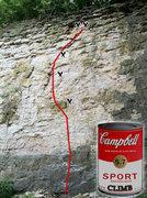 Rock Climbing Photo: Campbell Beta Photo
