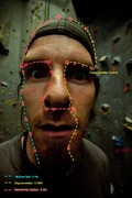Rock Climbing Photo: Thanks to the new MP topo editor, I am finally abl...