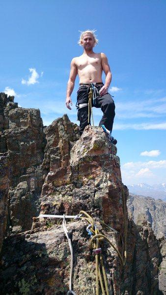 Rock Climbing Photo: N