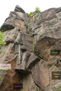 Rock Climbing Photo: Michael Ward 657