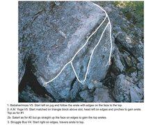 Rock Climbing Photo: Babaharimoss