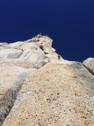 Rock Climbing Photo: Tim on his mega P3