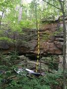 Rock Climbing Photo: Banning Genesis
