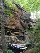 Rock Climbing Photo: Bannin Genesis
