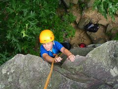 Rock Climbing Photo: Romper