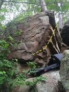 Rock Climbing Photo: One Two Arête Right