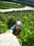 Rock Climbing Photo: Mt Minsi, PA