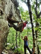Rock Climbing Photo: Big THANKS to Jeff Engel, Lynn Larson, and Tyler H...