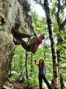 Rock Climbing Photo: Big THANKS to Jeff Engel, Lynn Larson, and Tyler H...